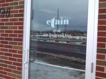 Exterior of Etain Wellness Center