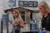 Street food festival in Urbino, Italy, 2017. - Photo by Avalon Singer