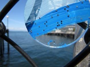 Plastic wishes. - Seattle, WA